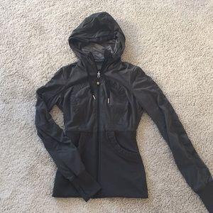lululemon Flax Jacket *Dark olive size 2